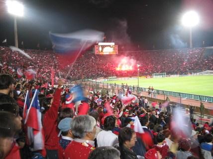 Chile Campeón del Mundo...