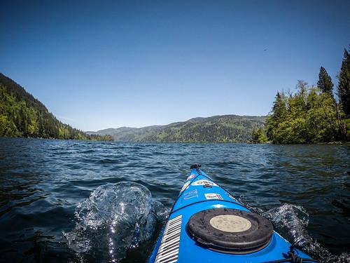 Lake Whatcom Paddling-8