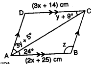 Middle School Mathematics Class 8 Selina Solutions-special-types-of-quadrilaterals-20