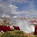 Ceremony at the Ganden Monastery, Tibet 2017