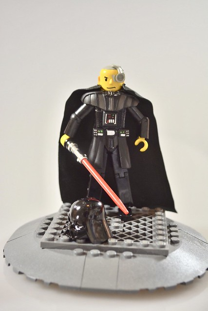 Lego Darth Vader Archives The Brothers Brick The Brothers Brick