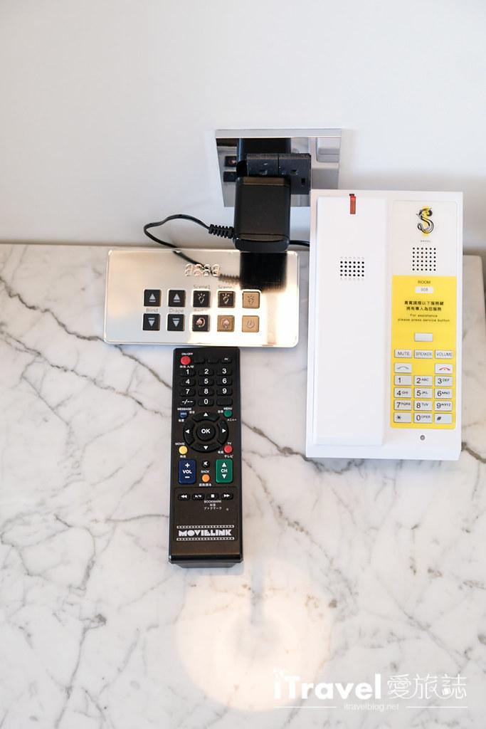 台北飯店推薦 S Hotel (35)