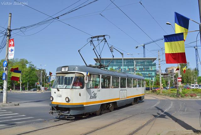 Tatra T4R - 3348 - 11 - 01.05.2018 (2)