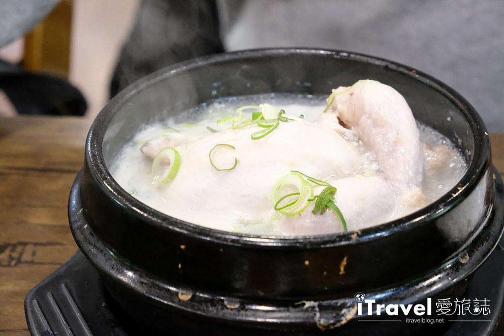 首爾美食餐廳 北村百年土種蔘雞湯 (21)