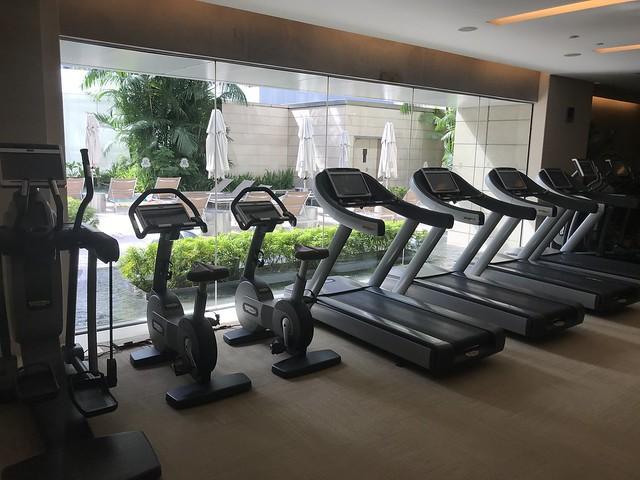 Fitness - St Regis Singapour