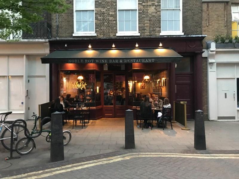 Noble Rot Restaurant & Wine Bar