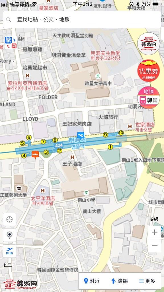 KOREA Map 2