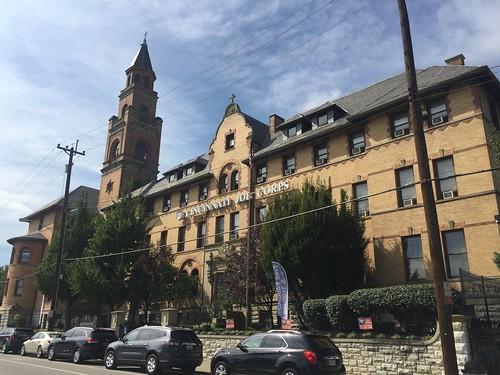 Our Lady of Mercy High School, Queensgate, Cincinnati, OH