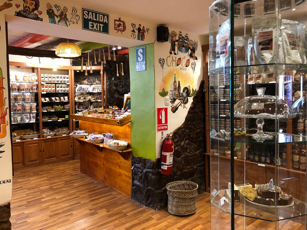 Things to do in Cusco   Choco Museo