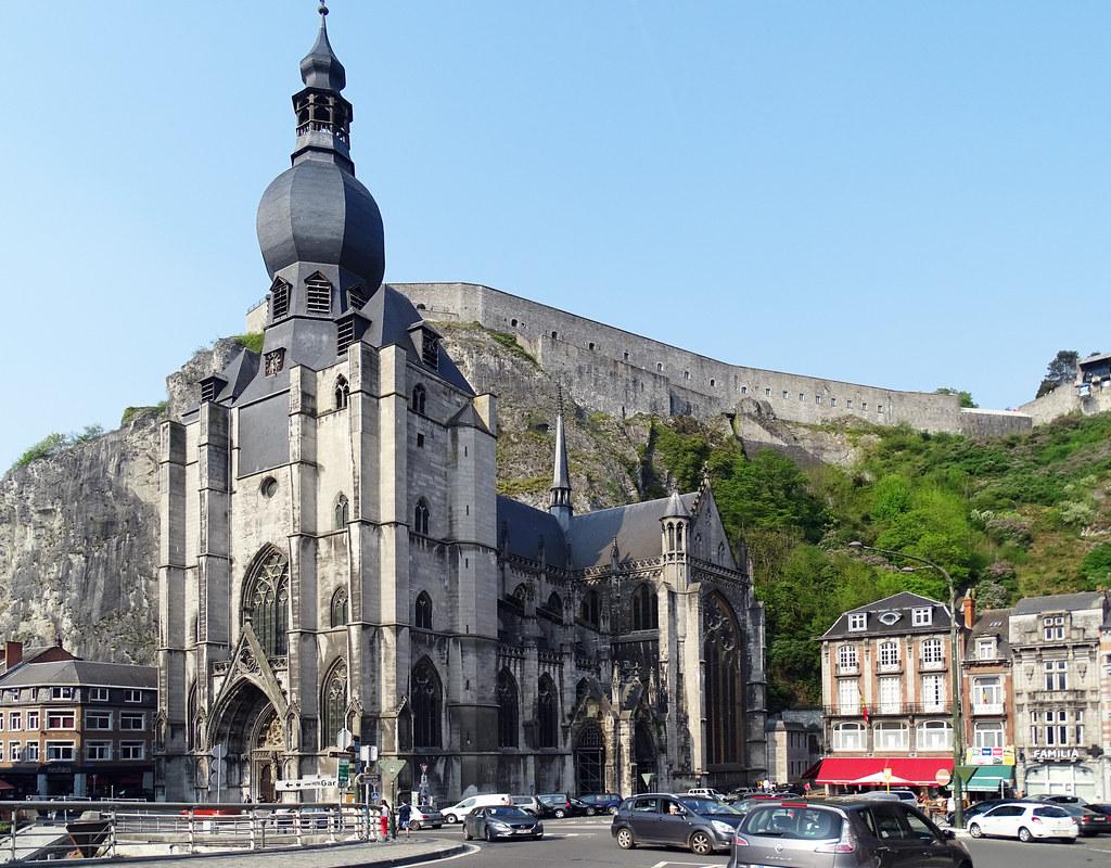 Ciudadela y Colegiata de Notre Dame Dinant Belgica 04