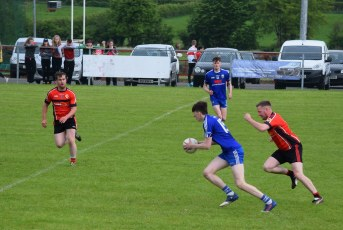 Larkin Cup - Bellaghy v Greenlough