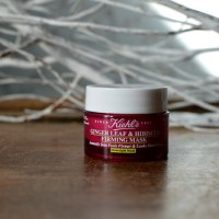 Beauty: Kiehl's - Ginger Leaf and Hibiscus Firming Mask