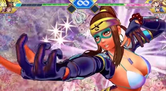 SNK Heroines Tag Team Frenzy - Zarina Special