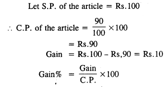 selina-concise-mathematics-class-8-icse-solutions-profit-loss-and-discount-A-11