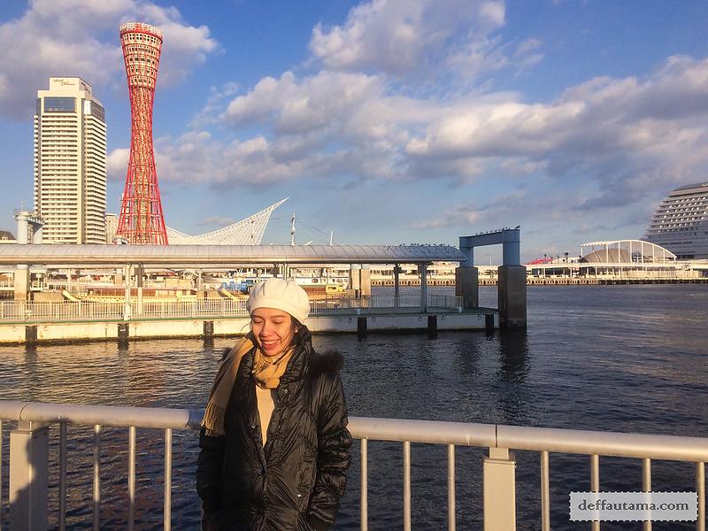 9 Hari Babymoon ke Jepang - Waterfront