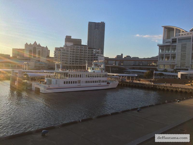 9 Hari Babymoon ke Jepang - Kobe Harborland