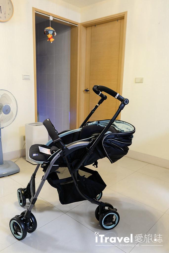 輕量型嬰兒車推薦 Combi F2 Plus (6)
