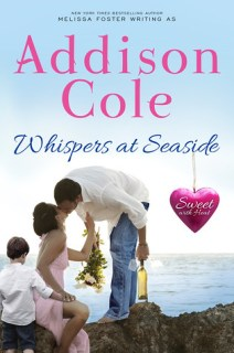 Whispers at Seaside (Sweet with Heat: Seaside Summers Book 10) by [Cole, Addison ]