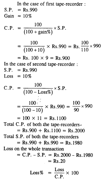 selina-concise-mathematics-class-8-icse-solutions-profit-loss-and-discount-B-9