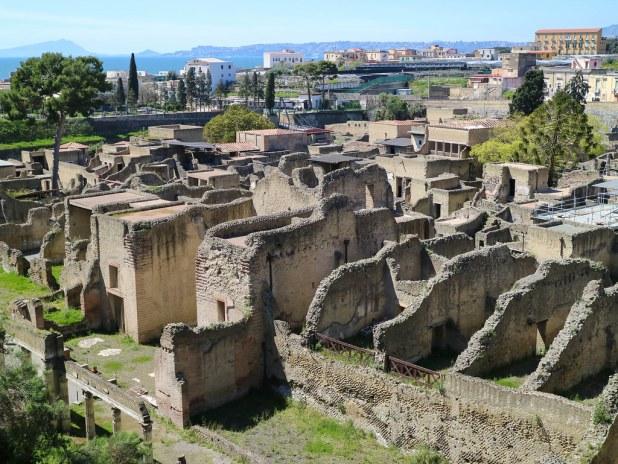 Vista de Herculano