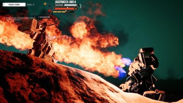 Battletech - Burn, Baby, Burn