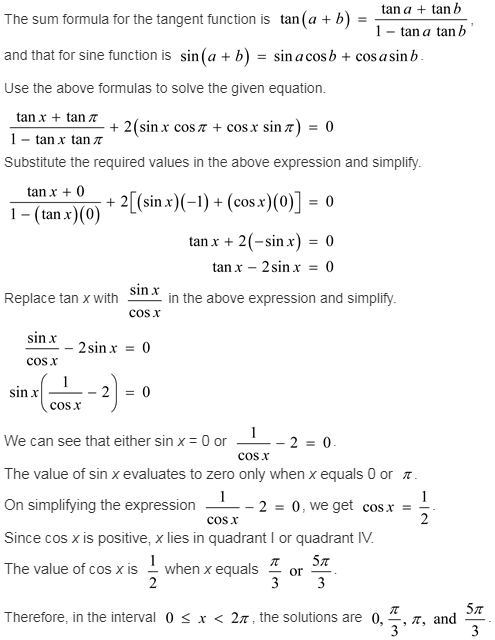 larson-algebra-2-solutions-chapter-14-trigonometric-graphs-identities-equations-exercise-14-6-37e