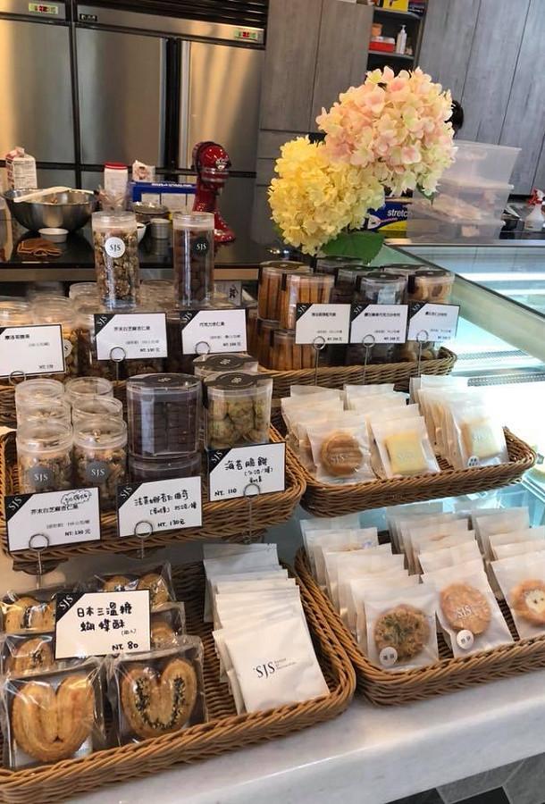 SJS 台中成功路 咖啡 甜點 香水 09