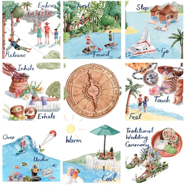 Win Two Weeks In Tahiti!