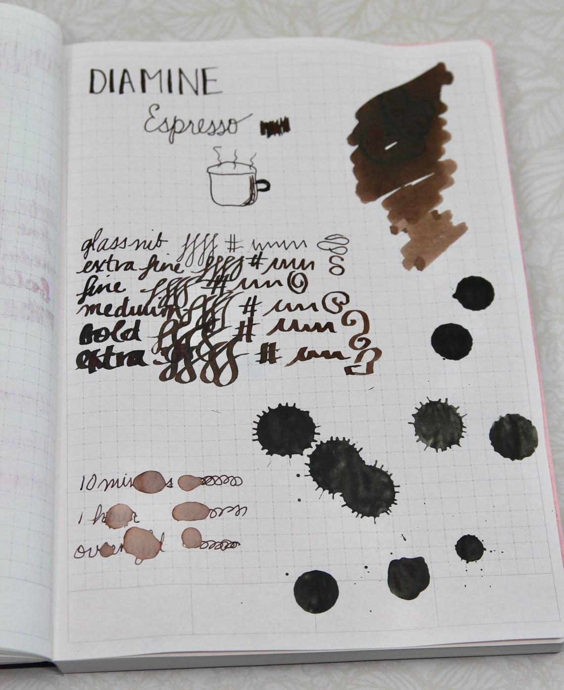 Diamine Espresso