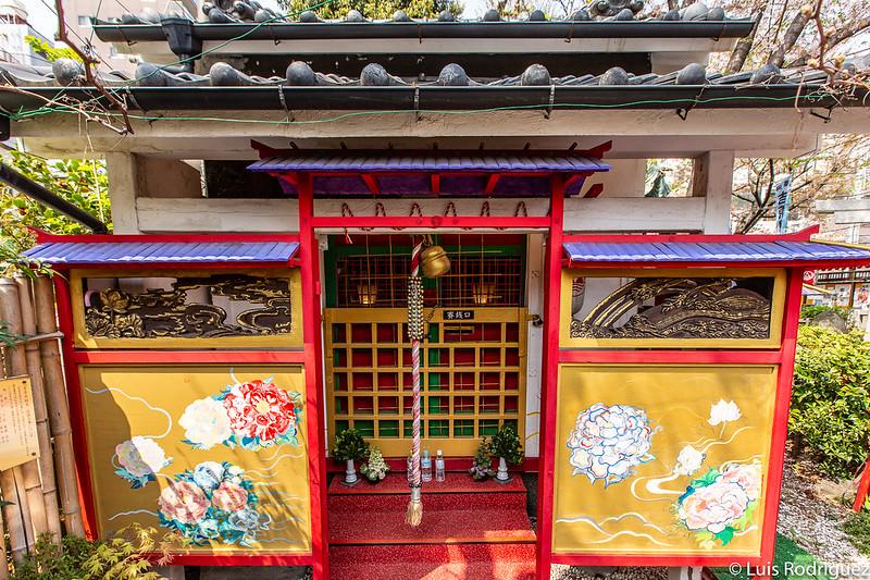 Santuario Yoshiwara Benzaiten