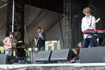 Parquet Courts @ Shaky Knees Music Festival, Atlanta GA 2018