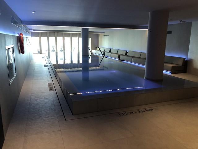W Barcelone New Indoor Pool