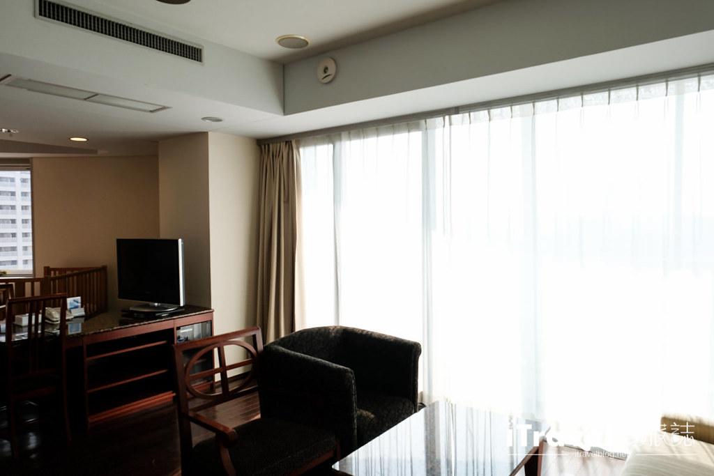 福岡飯店推薦 The Residential Suites Fukuoka (14)