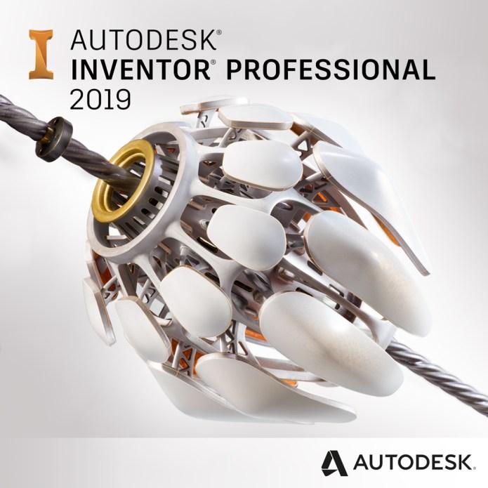 Autodesk Inventor Pro 2019 full crack forever