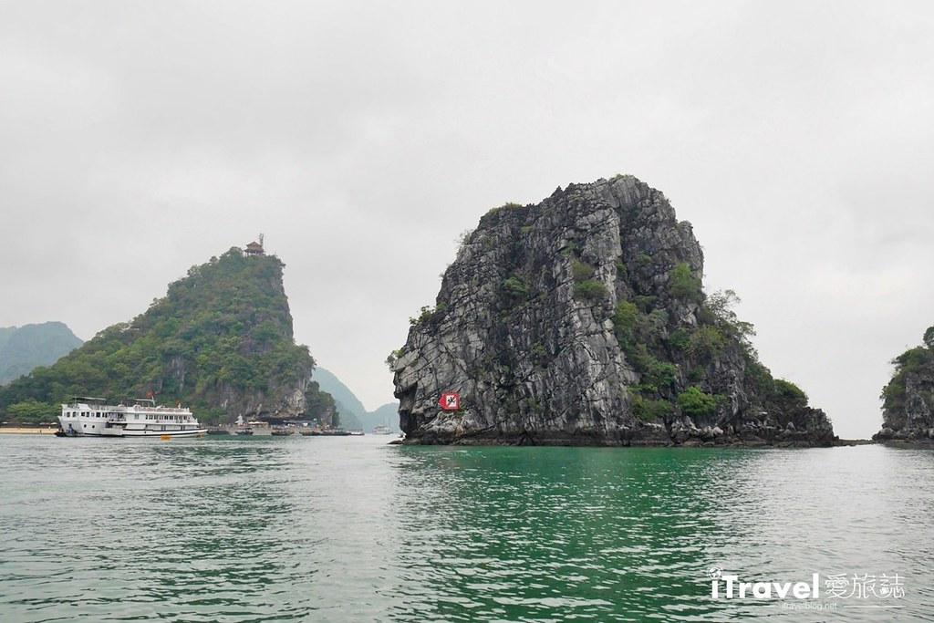 越南下龙湾天堂岛 (5)