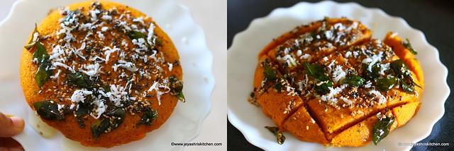 mango dhokla 6