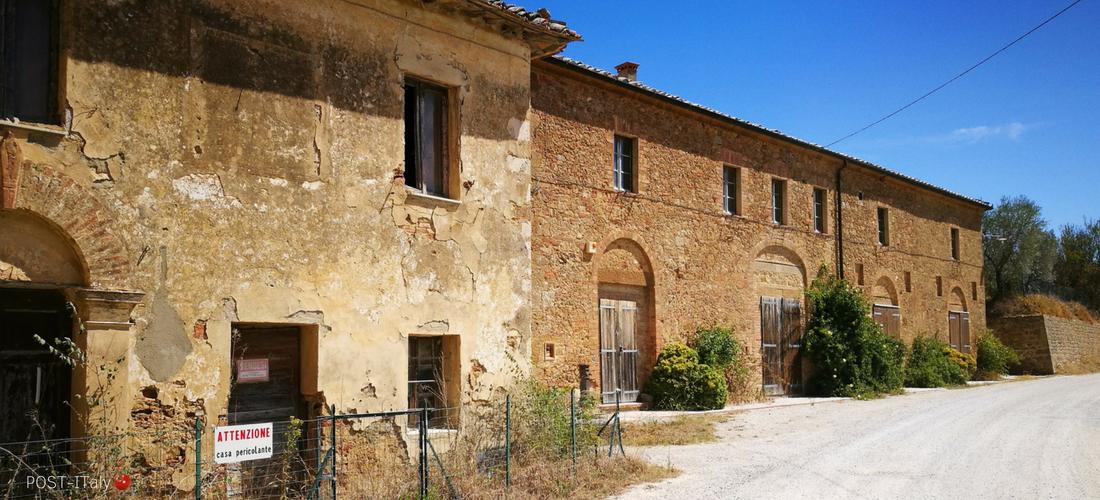 Palazzo Massaini em Pienza