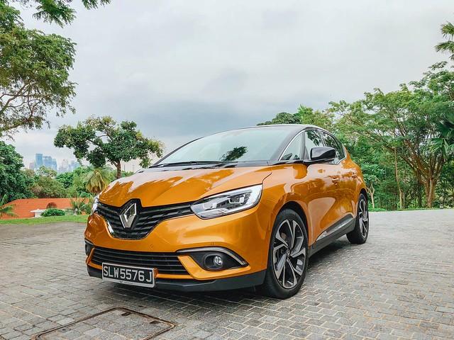 Renault Scenic Privilege 2018 Test Drive