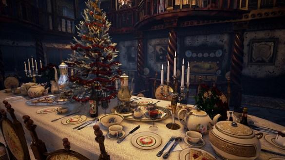 Gray Dawn - Romanian Christmas