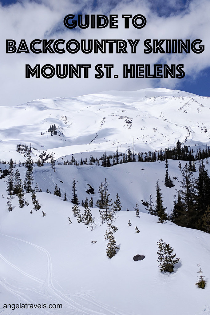 Guide to Backcountry Skiing Mount St Helens