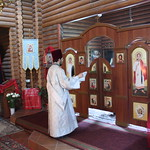 2018 05 09 Liturgy in Kazanska Church