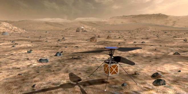 mars_NASA_hélicoptère_2020