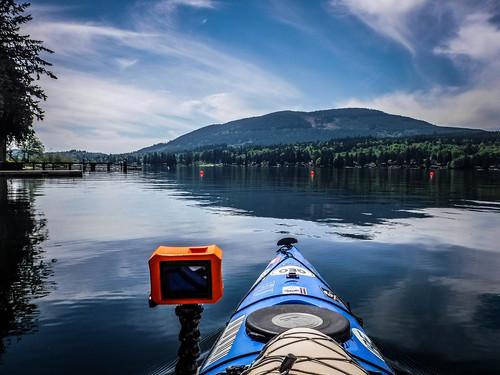 Lake Samish Paddling-55