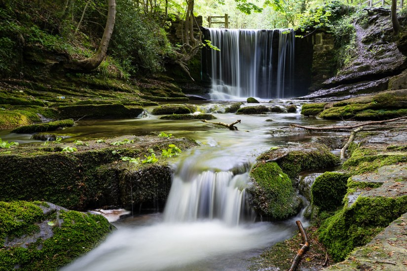 Plas Power Waterfall