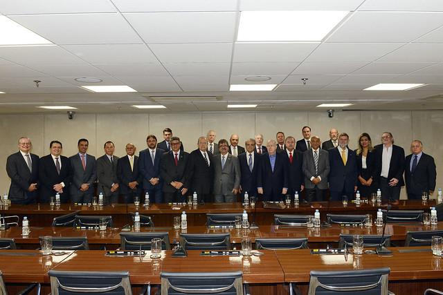 Eleição da Diretoria da CNI Mandato 2018-2022
