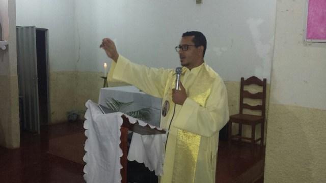 Santa Missa e Coroação Comunidade Santa Rosa de Lima