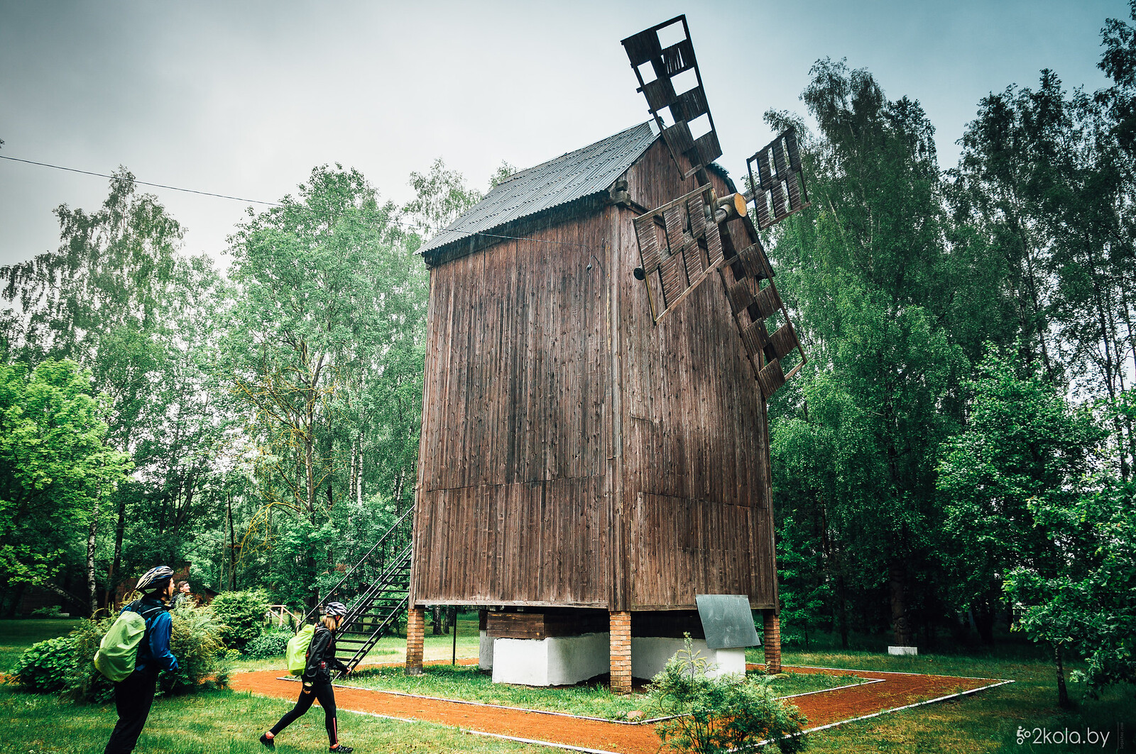 Центр народных ремесел. Русино.