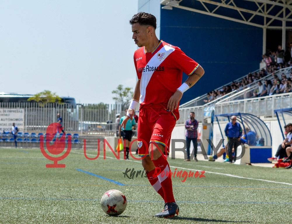 SD Ejea 2-0 Rayo B