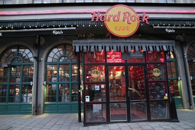 Hard Rock Café Stockholm