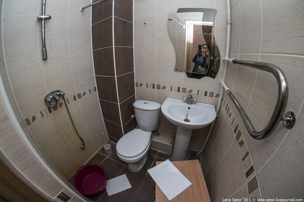 Abandoned russian sanatorium
